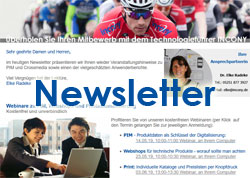 Newsletter abbonieren
